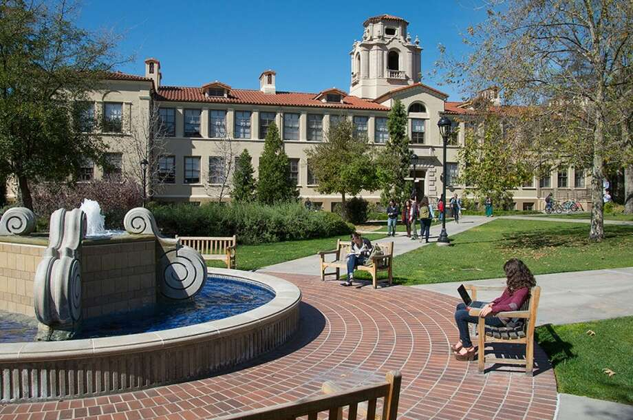 . 6 Pomona College8.5 reported rapes per 1,000 students