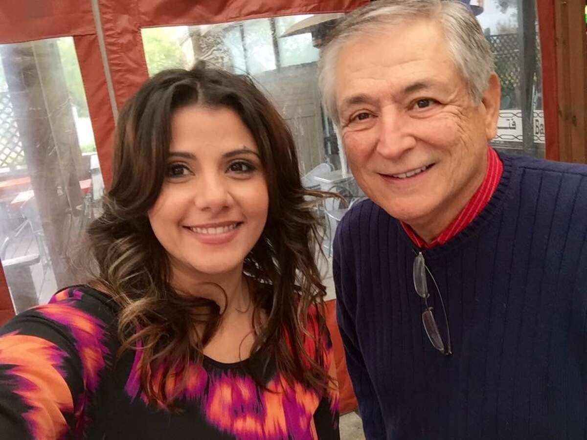 Former KENS co-anchors Fred Lozano and Sarah Forgany remained close until his death from leukemia Wednesday.