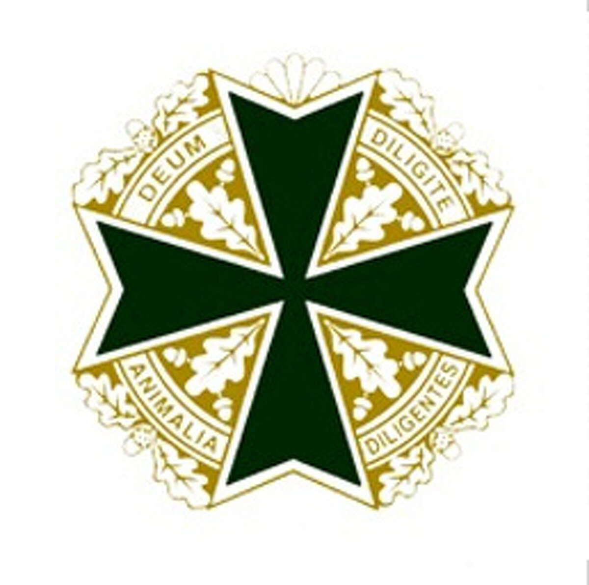 1.According to its website , the International Order of St. Hubertus says it's