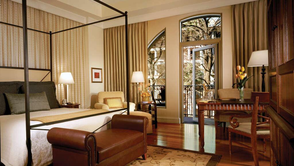 Mokara Hotel Spa 212 W Crockett Street Suite About 1 069