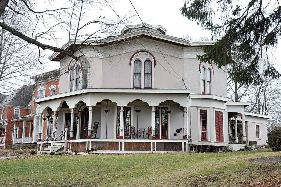 Power Of Eight Octagon Houses Times Union