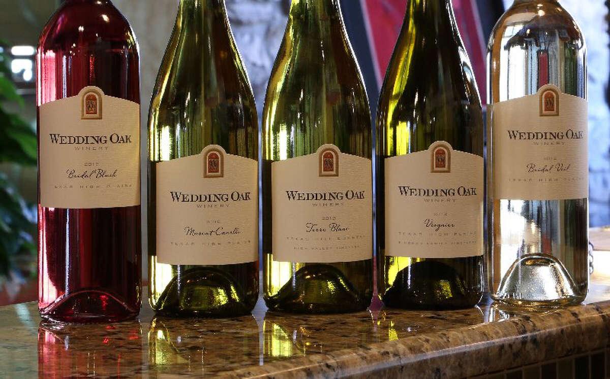 Wedding Oak Winery in San Saba opened in June 2012.