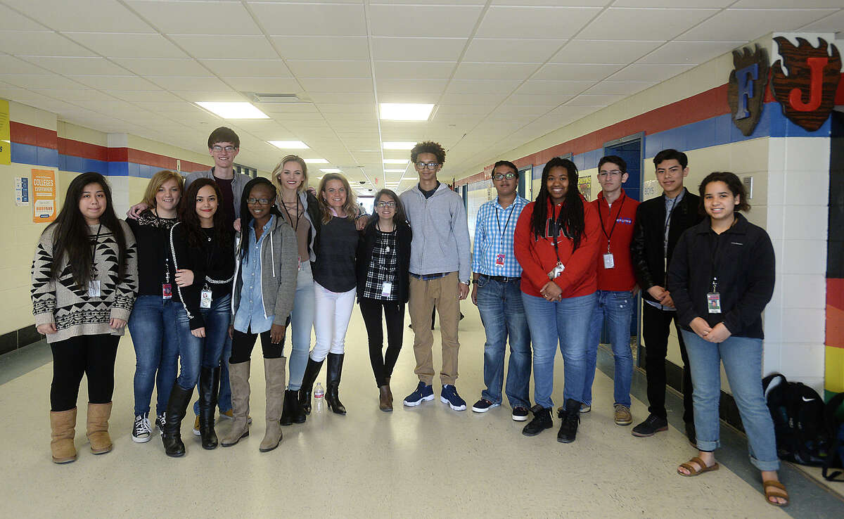 BEAUMONT ISD STUDENT DEMOGRAPHICS White:12.9 percent Source:Texas Education Agency
