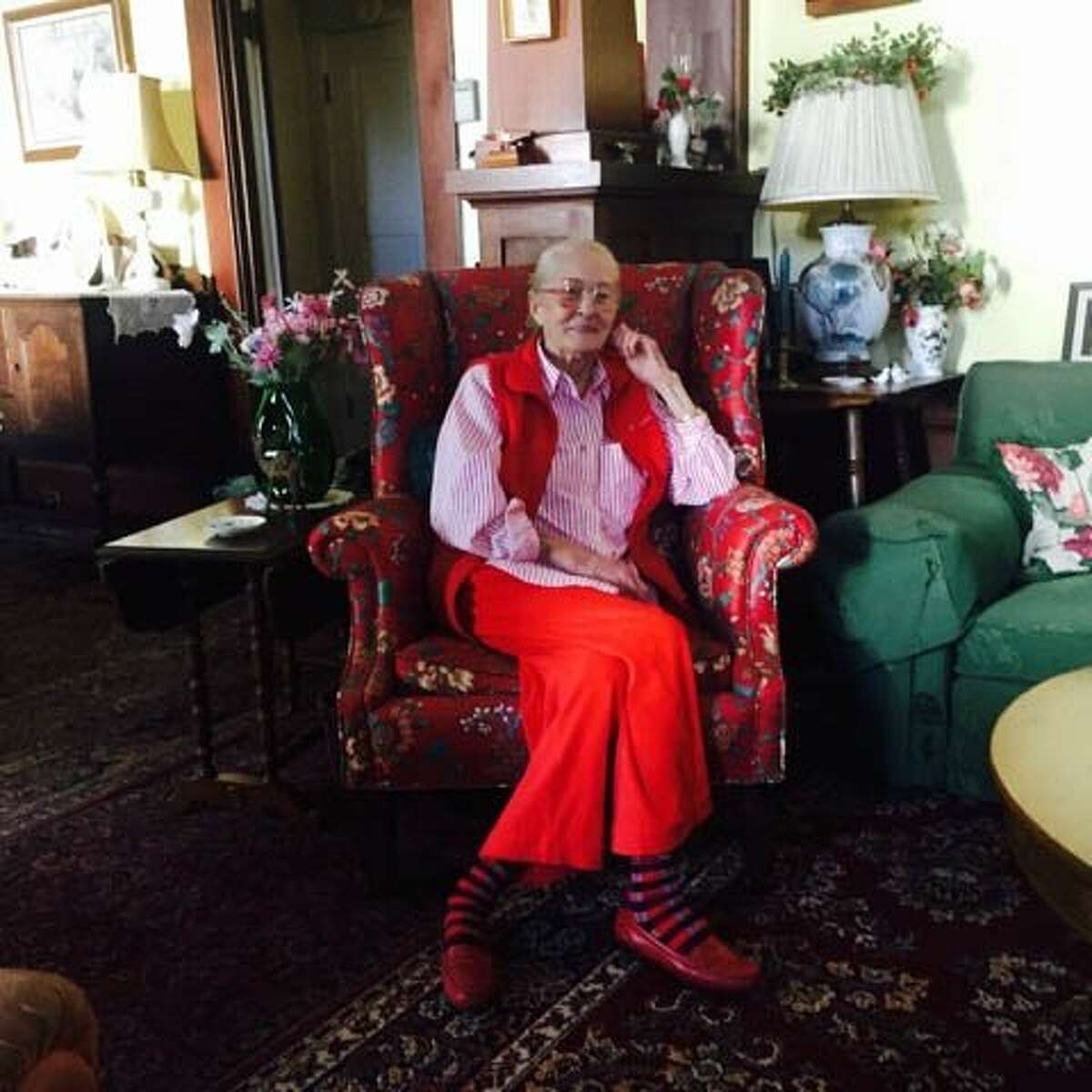 Marie Hatch has lived in her home for more than six decades. She's now being evicted.
