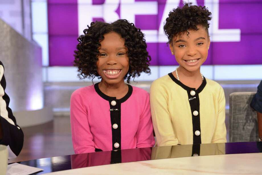 Kam, left, and Niya, right. Photo: Erica Parise / Erica Parise for © WARNER BROTHERS