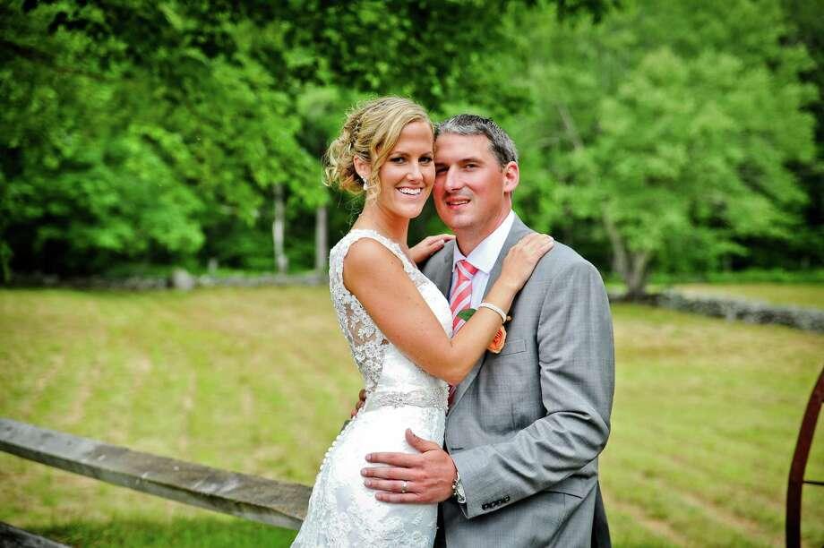 Katrina Pokrywka and Matthew Wheeler Photo: Contributed / Patrick A.Somma / 2014