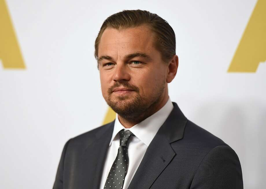 Leonardo DiCaprio arrives at the 88th Academy Awards Nominees Luncheon at The Beverly Hilton hotel on Monday, Feb. 8, 2016, in Beverly Hills, Calif. (Photo by Jordan Strauss/Invision/AP) Photo: Jordan Strauss, Associated Press
