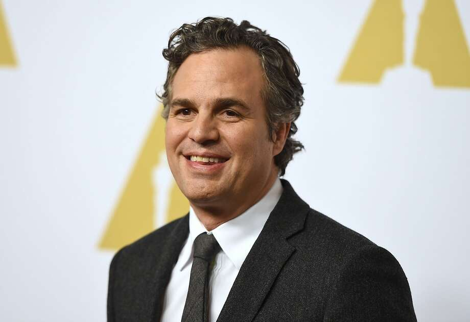 20. Mark Ruffalo$13 million Photo: Jordan Strauss, Associated Press