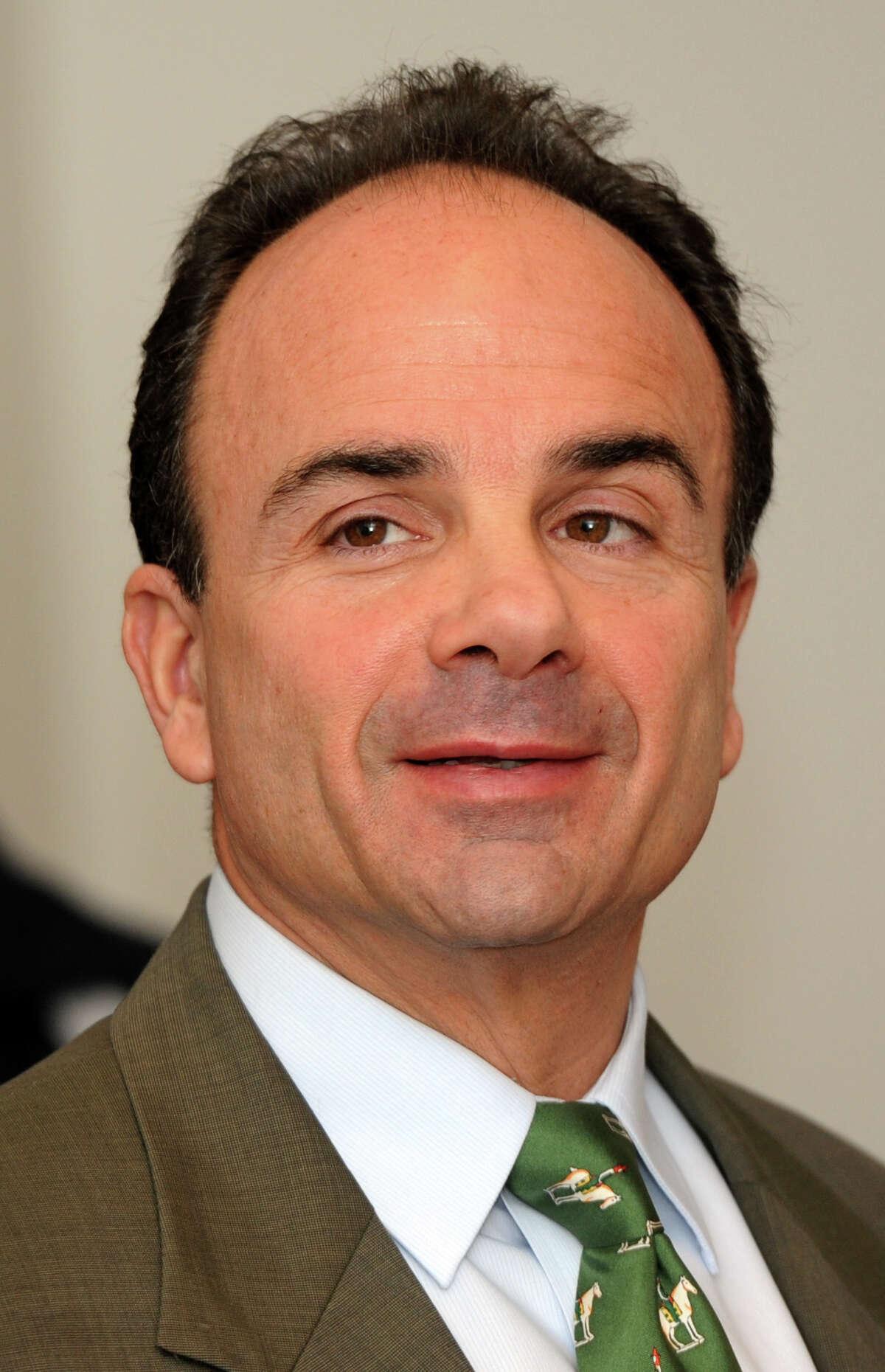 Bridgeport Mayor Joe Ganim .