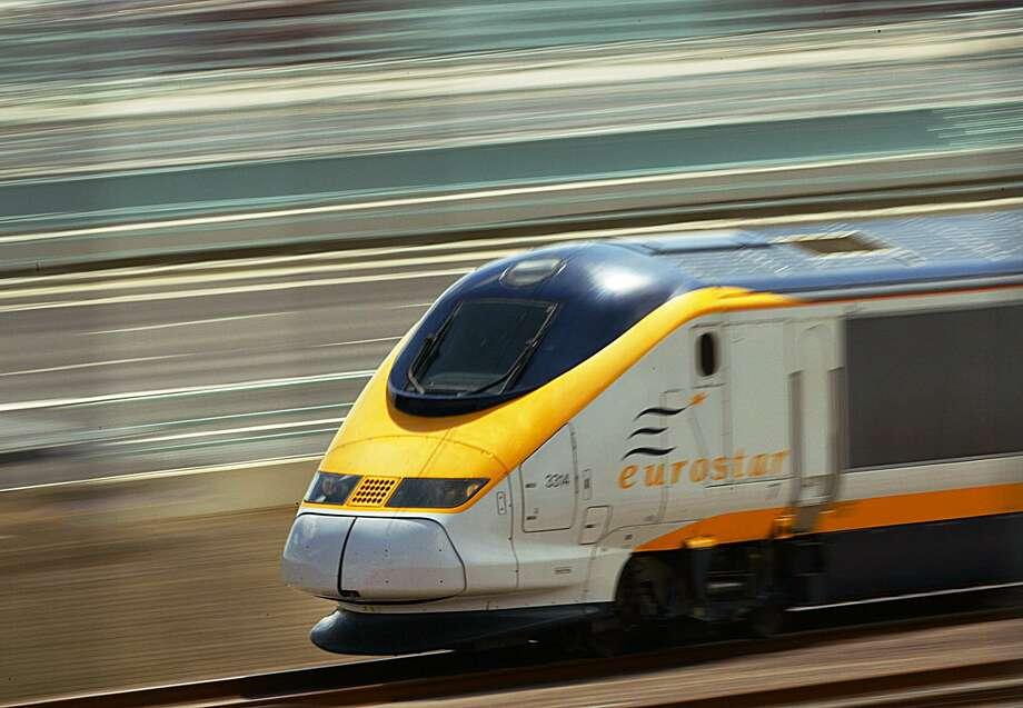 Rail Europe is offering discounts on European rail travel. Photo: ADRIAN DENNIS, Staff / AFP