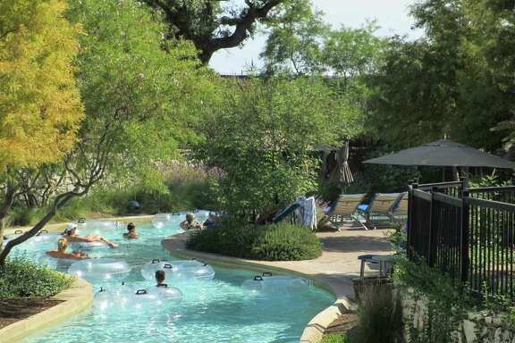 Kids of all ages can be found in inner tubes floating the lazy river at the JW Marriott San Antonio's River Bluff Water Experience, which is unveiling a $16.5 million expansion.