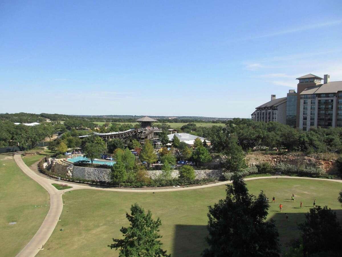 No. 28 : JW Marriott San Antonio Hill Country Resort & Spa Where: 23808 Resort Parkway in San Antonio