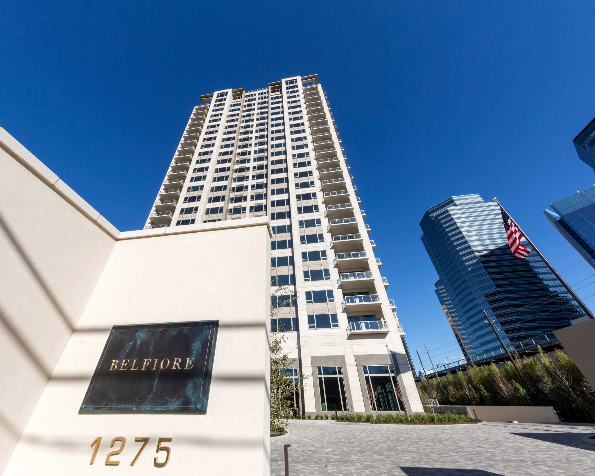 slowing economy nibbles at luxury housing market houston chronicle