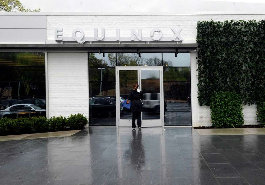 Equinox gym in Greenwich on Wednesday, May 4, 2011. Photo: Helen Neafsey / ST / Greenwich Time