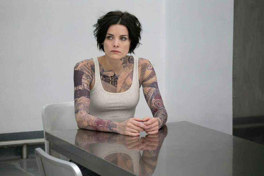 "Jaimie Alexander appears in ""Blindspot,"" which will include interviews with the show's key figures. The extra segment will actually be an ad, bought by American Express. Photo: Virginia Sherwood, HONS / NBC"
