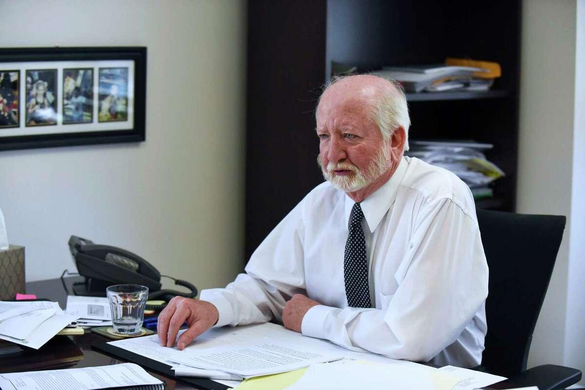 Jay Brandon is chief of the DA's Conviction Integrity Unit. Feb. 16, 2016.