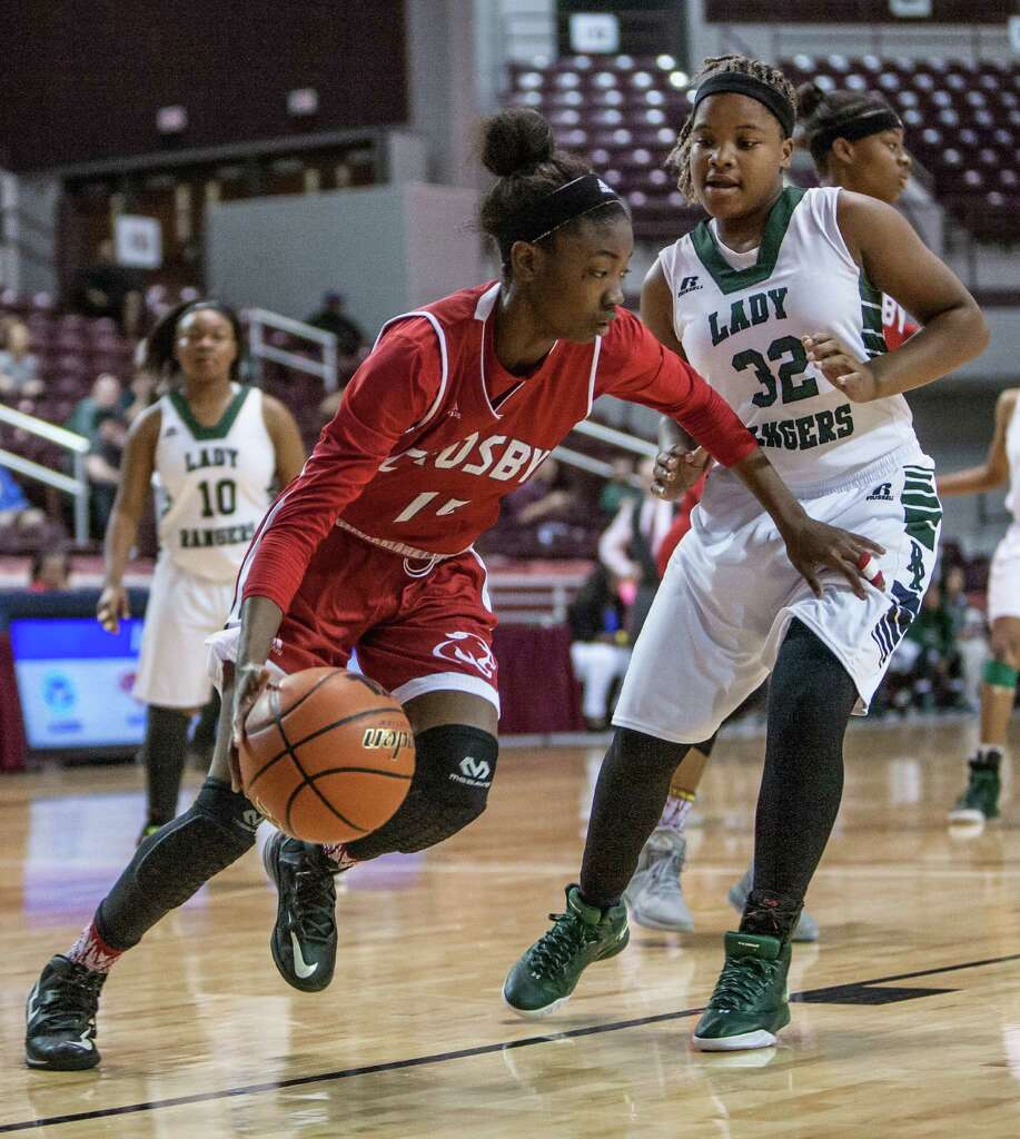 crosby girls pull away from bryan rudder to take region 3 5a title