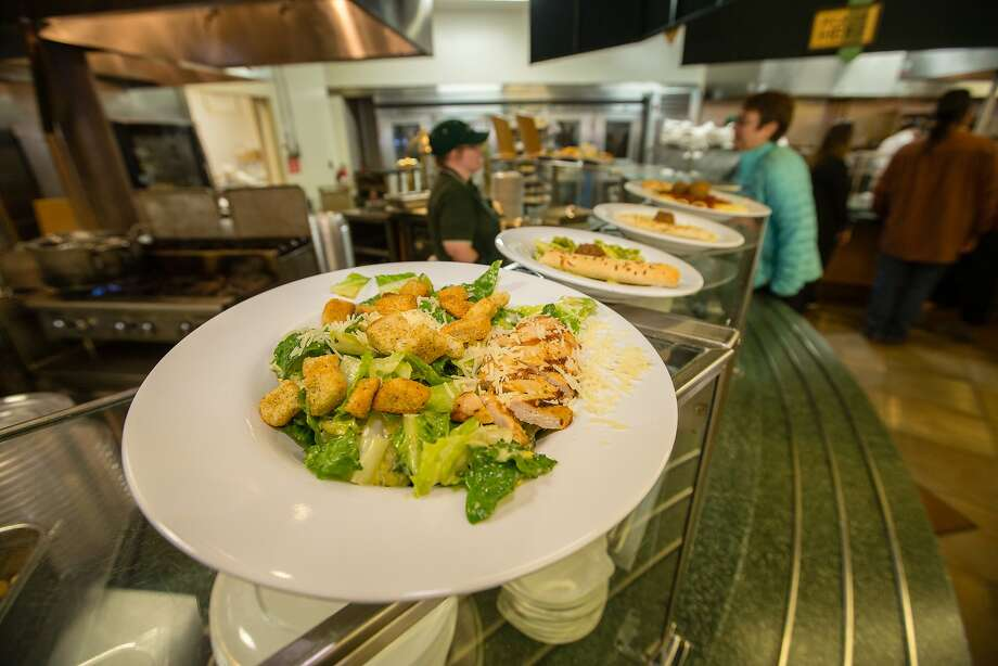 Yosemite Lodge Cafeteria Menu