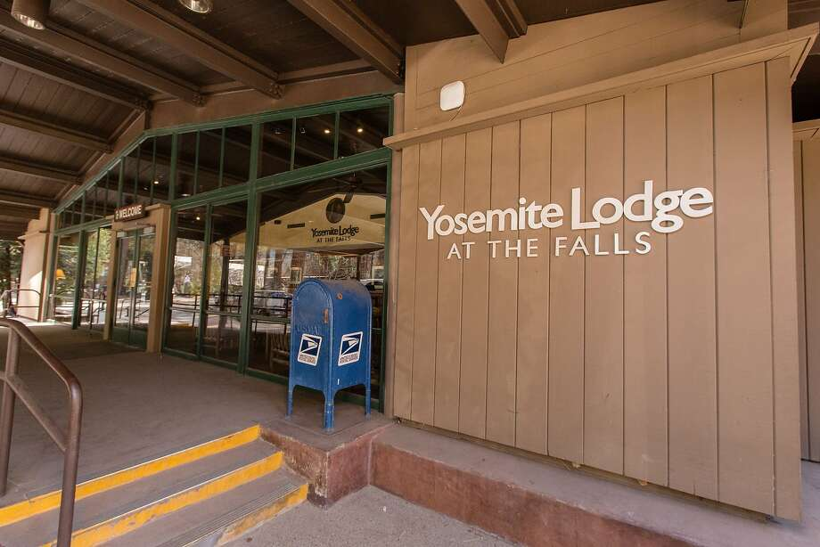 Yosemite Lodge at Yosemite National Park as seen on Friday, February 26, 2016 in Yosemite, CA, when concessionaire Aramark was preparing to take over from contractor Delaware North. Photo: Tomas Ovalle, Special To The Chronicle