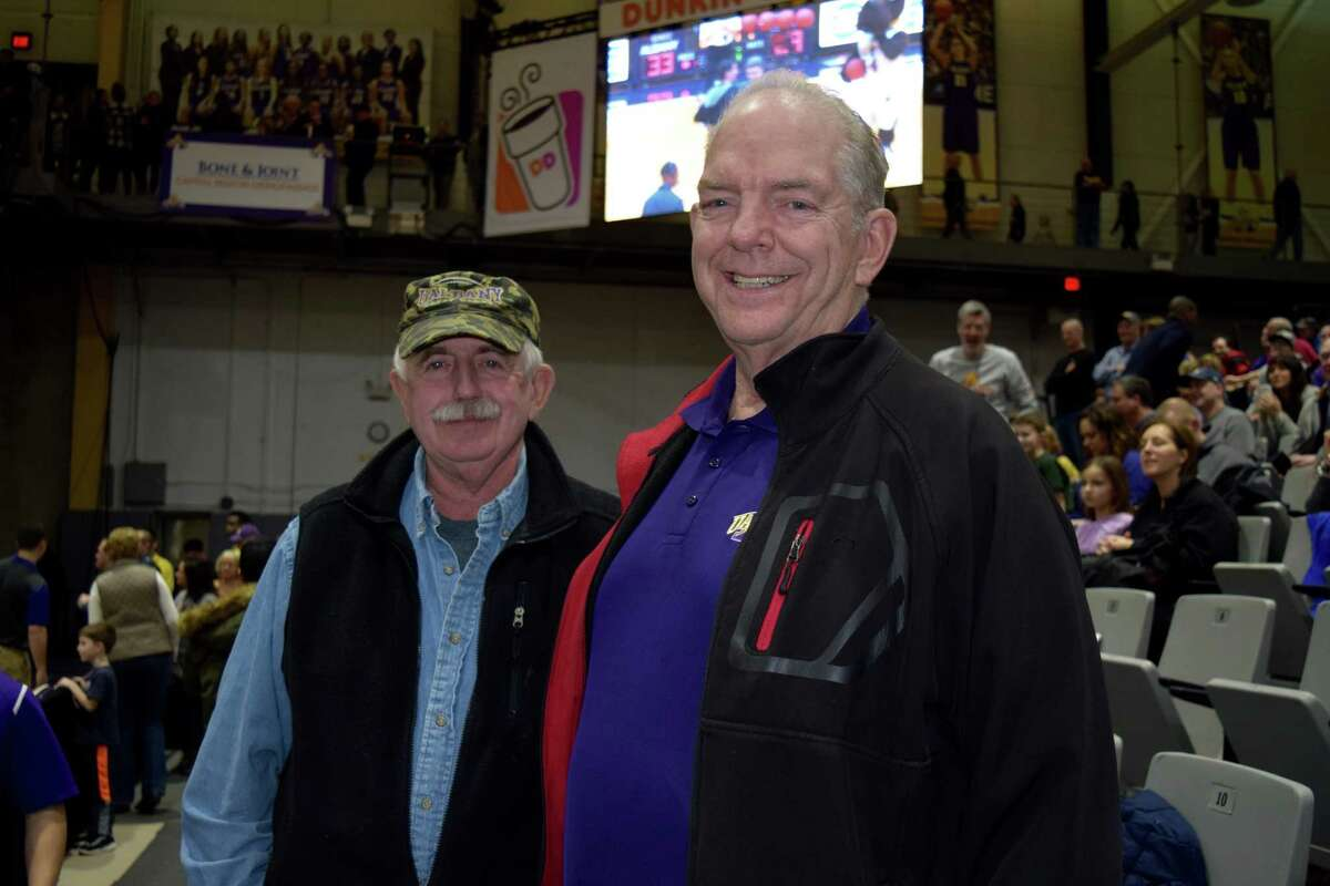 Were you Seen at the UAlbany vs. Hartford basketball game at SEFCU Arena at UAlbany on Saturday, Feb. 27, 2016?