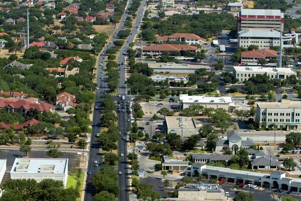 Stone Oak Parkway runs through ZIP code 78258, which scores just a 0.5 on the Distressed Cities Index.