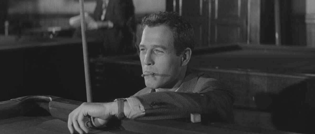 """""""Maybe I'm not such a high-class piece of property right now. And a 25% slice of something big is better than a 100% slice of nothing."""" - Fast Eddie """"The Hustler, """" 1961"""