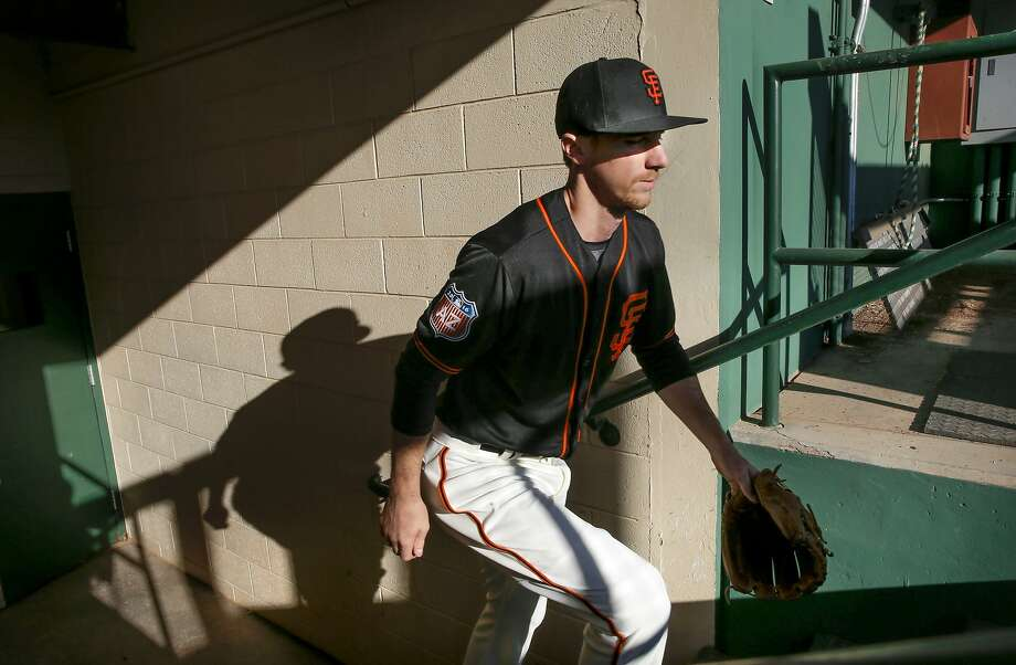 Losing Matt Duffy is, without question, a  crusher. Photo: Michael Macor, The Chronicle