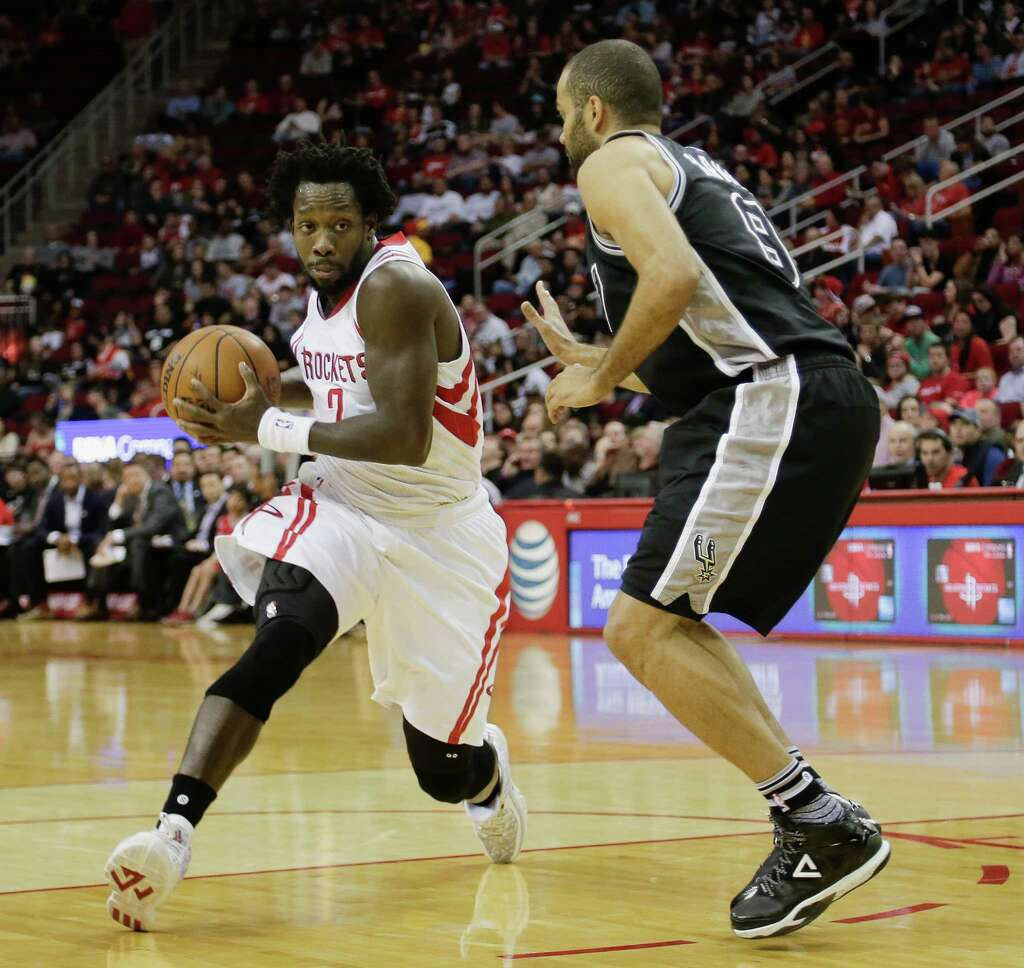 Spurs Tony Parker bracing for physical play from Rockets Patrick
