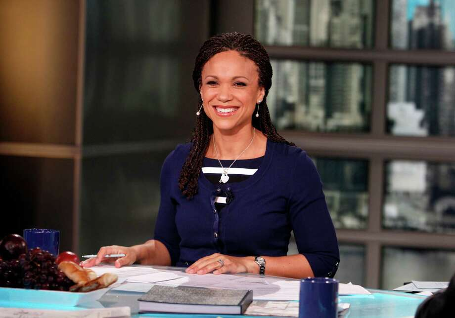 """Melissa Harris-Perry said she felt """"worthless"""" in an email to co-workers. Photo: Heidi Gutman, HONS / MSNBC"""