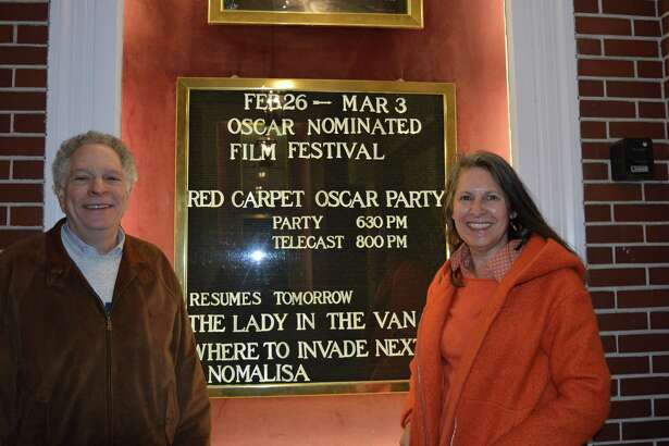 The Avon Theatre in Stamford held an Oscars red carpet party on February 28, 2016. Were you SEEN?