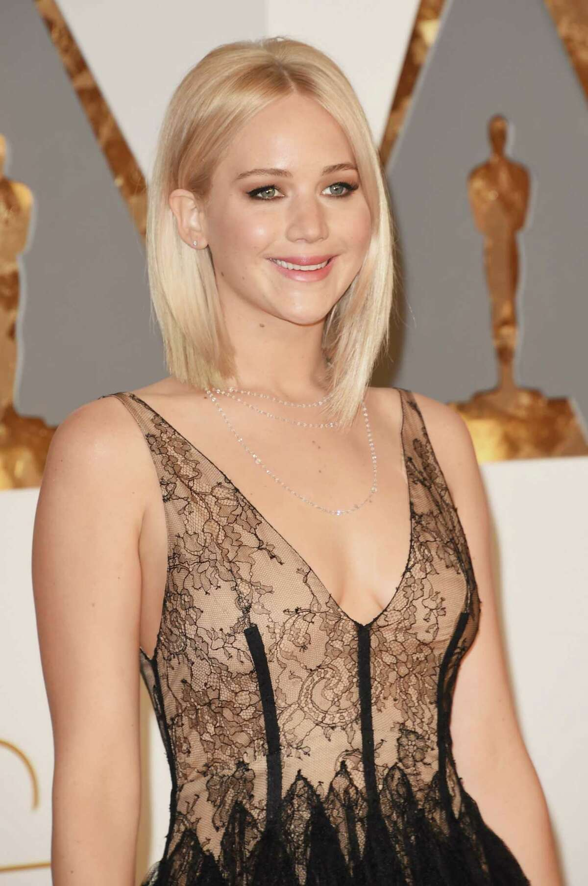 Jennifer Lawrence The Oscar-winning actress agrees with Hawking. She's not keen on space probes carrying data about Earth.