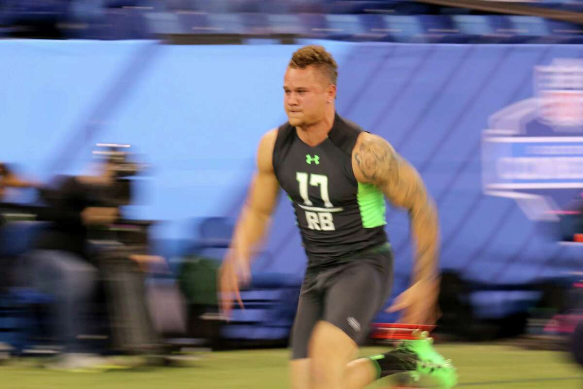 RB: Daniel Lasco, CaliforniaNotes: Lasco was one of the stars of the combine after his performance in Indianapolis, which saw him among the top running backs in the 40-yard dash (4.46 seconds), vertical jump (41.5 inches), broad jump (135.0 inches) and 60-yard shuttle (11.31 seconds). He only started three games for Cal during an injury-riddled 2015 season after a very productive junior year in 2014. But with his obvious athleticism and explosiveness, he could be an interesting late-round candidate.
