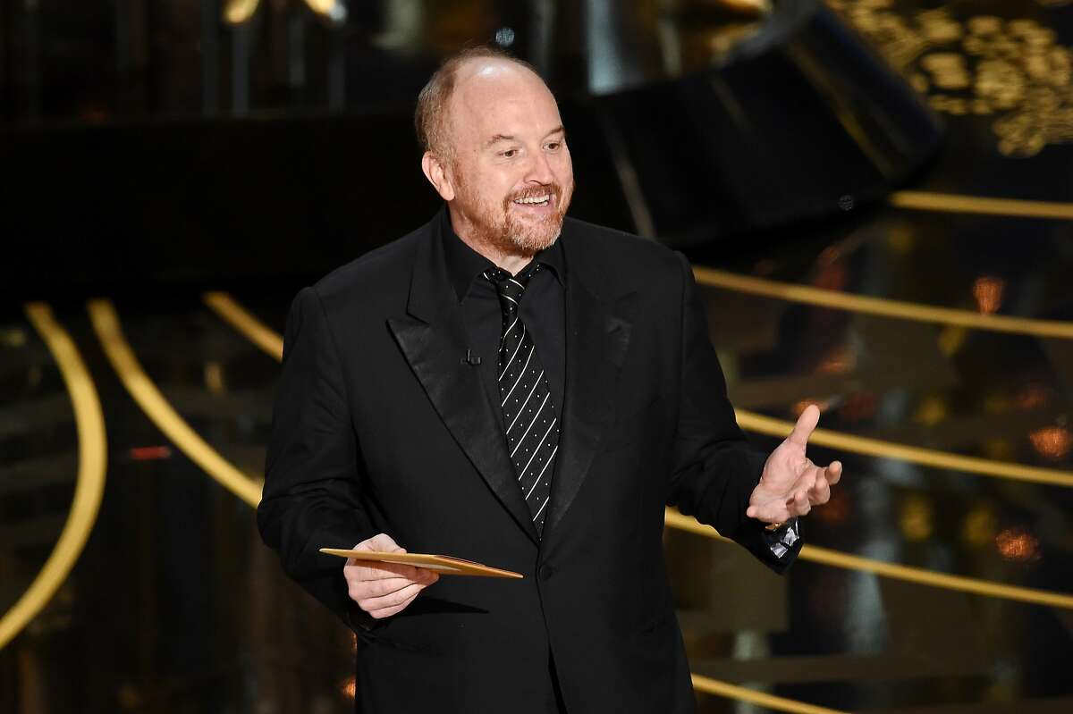 Louis C.K. performed at the Egg on March 10, 2020. Read review below, and keep clicking for other shows and concerts coming soon.