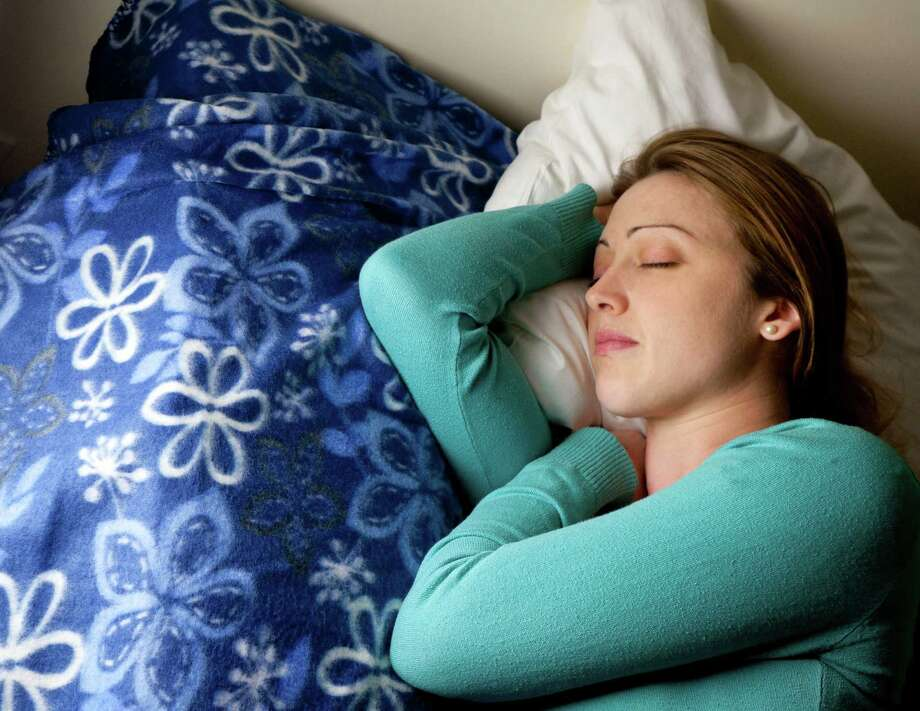 A third of Americans, and about a third of state residents, don't get enough sleep, a new report says. according to a new report from the Centers for Disease Control and Prevention. Photo: Media For Medical / UIG Via Getty Images / Connecticut Post contributed
