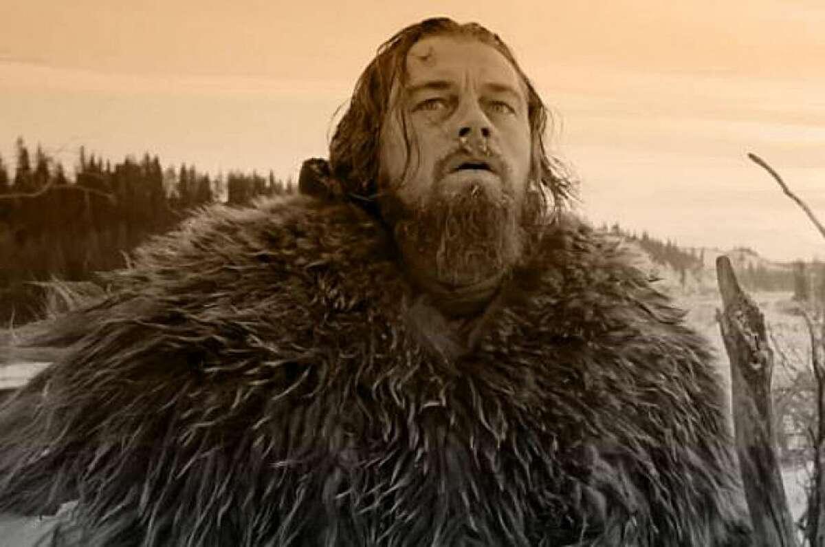 Leonardo DiCaprio He finally won an Oscar.