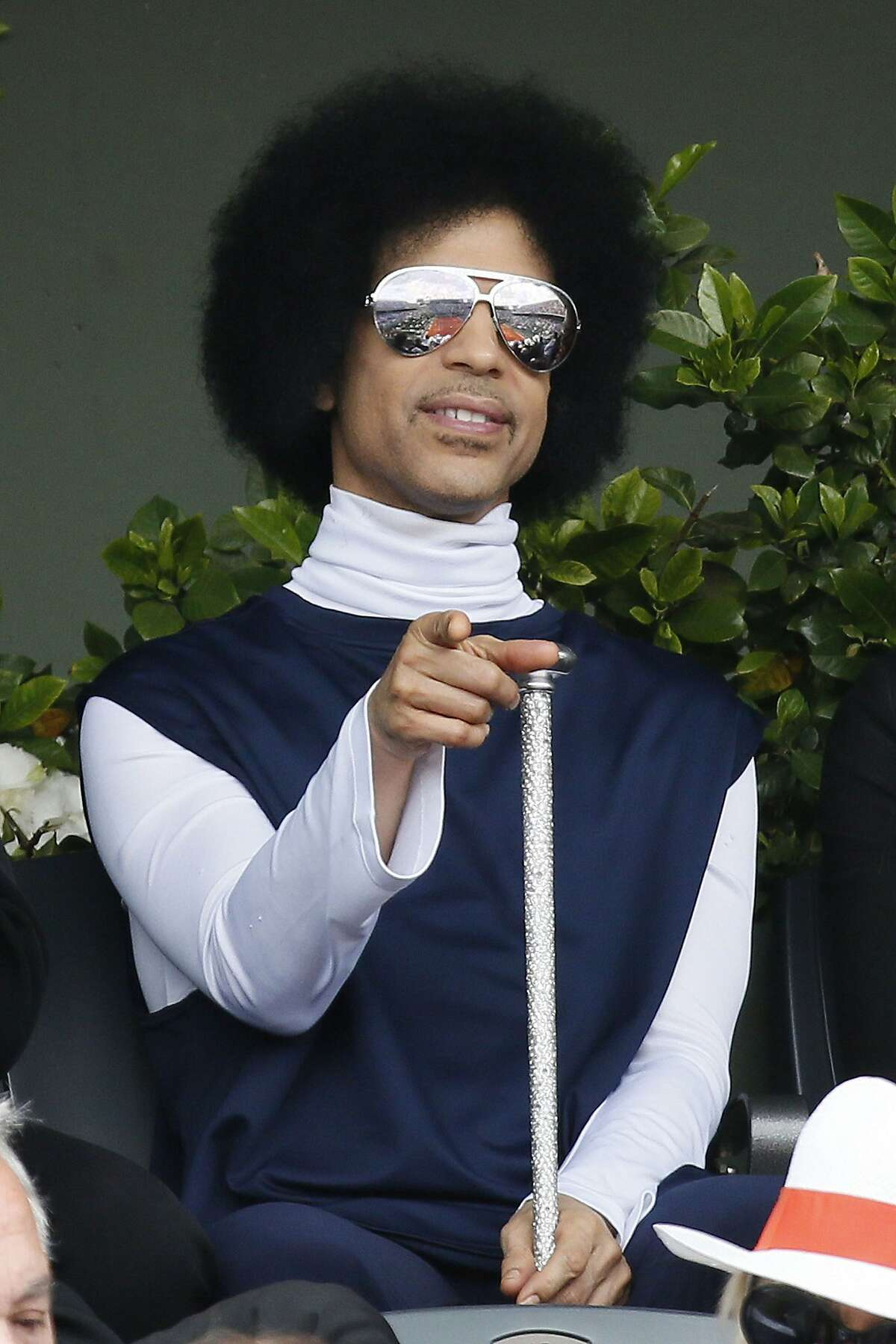 Prince was recently in Oakland to play a few shows and attend a funeral for a late protege. While here, he hit a few San Francisco hot spots.