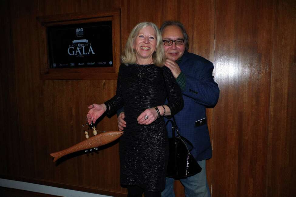 Were you Seen at the Upstate Artists Guild's Black and White Gala held at Overit Media in Albany on Saturday, Feb. 27, 2016?