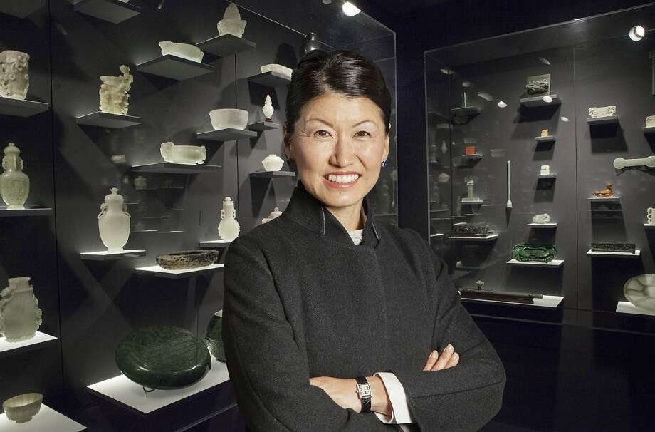 Akiko Yamazaki, chair of the Asian Art Museum Commission and Foundation. Photo: Courtesy Asian Art Museum