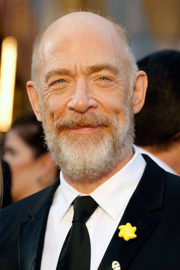 Do you see J.K. Simmons' nod to Craig Biggio? We'll give you a hint. It has something to do with a charitable organization that's near and dear to both of their hearts. Still don't see it? Keep clicking.