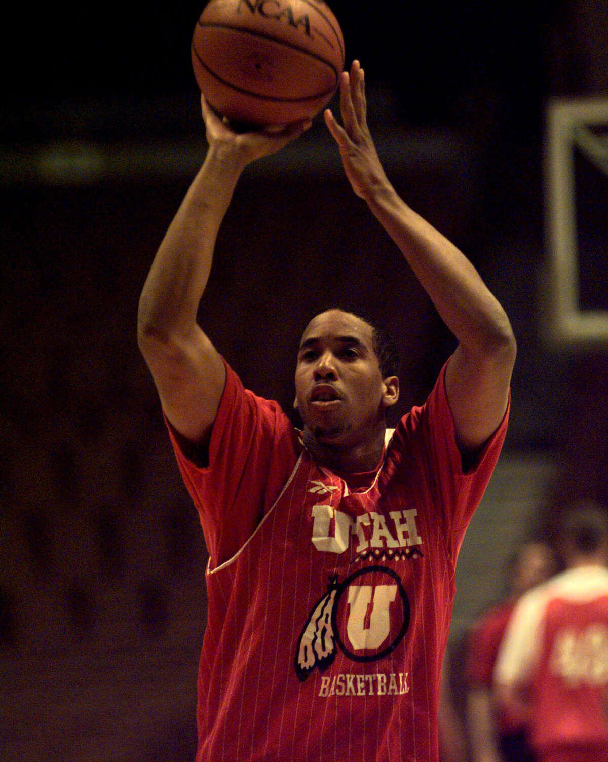 Andre Miller, Utah Mar. 21, 1998: No. 3 Utah defeats No. 1 Arizona 76-51 in Elite Eight Miller posted the fourth triple-double in NCAA Tournament history, going for 18 points, 14 rebounds, and 13 assists against the defending champions. Miller's Utes were taken out by Kentucky in the National Championship game.
