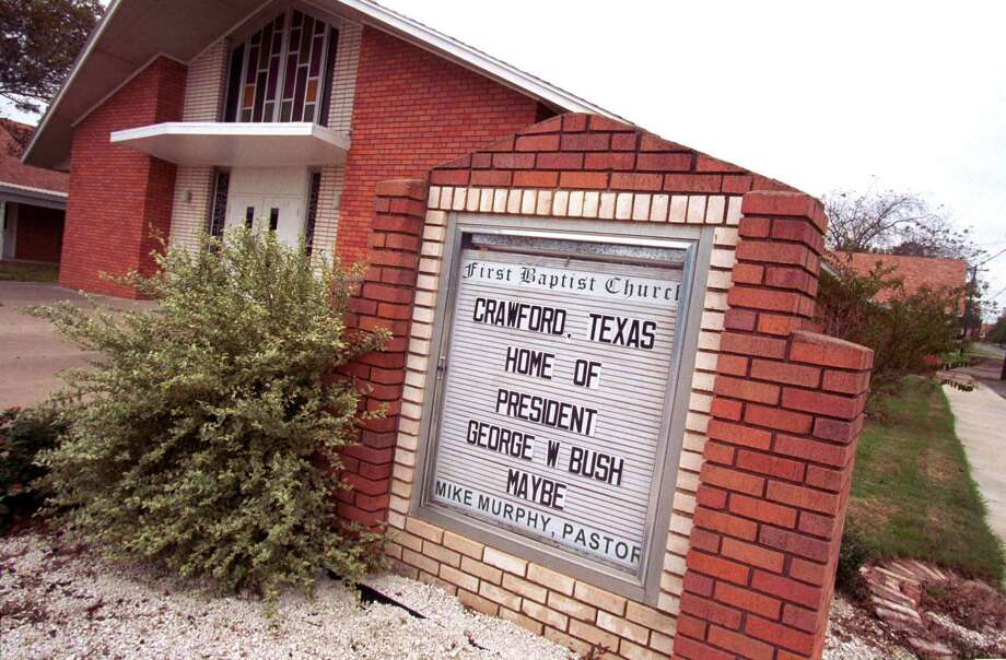 """11.TEXAS:64%(tied) 64% are """"highly religious.""""They say religion is very important in their lives, attend weekly worship services, pray daily and believe in God with absolute certainty. Photo: Joe Raedle, Getty Images / Hulton Archive"""