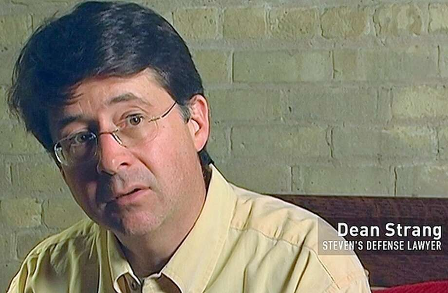 "Dean Strang, one of the attorneys featured in the hit Netflix series ""Making a Murderer,"" will speak at an event in Houston.  Photo: From ""Making A Murderer"""
