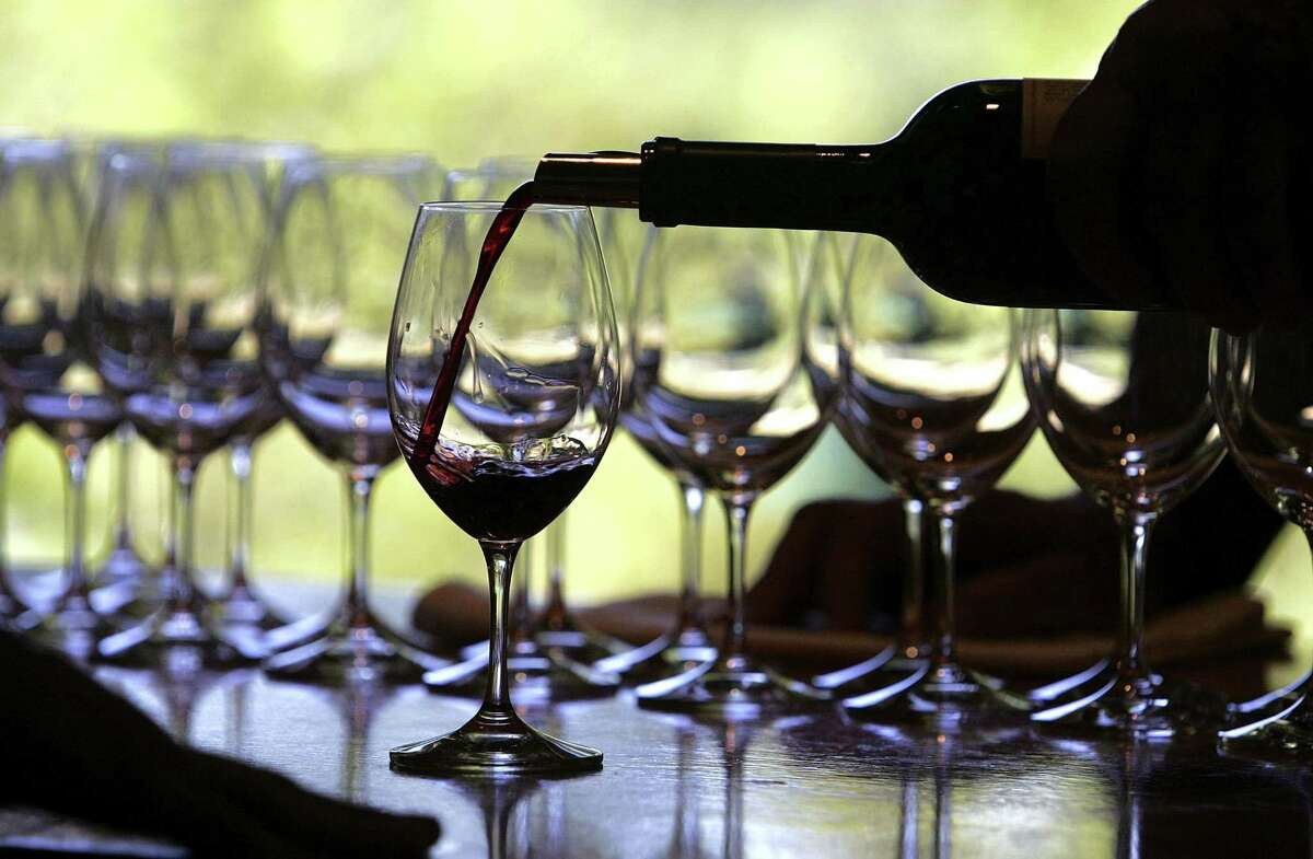 Wine: 6,065,175 gallons That's about 30,564,661 bottles of wine (25.4 oz)