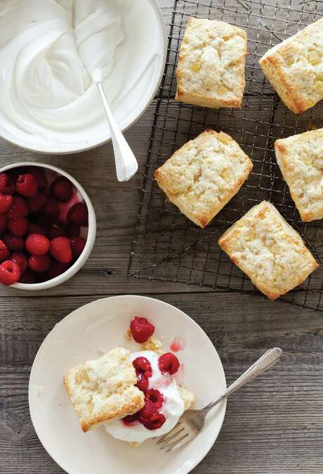 Recipe: Raspberry shortcake with double ginger biscuits - Houston ...