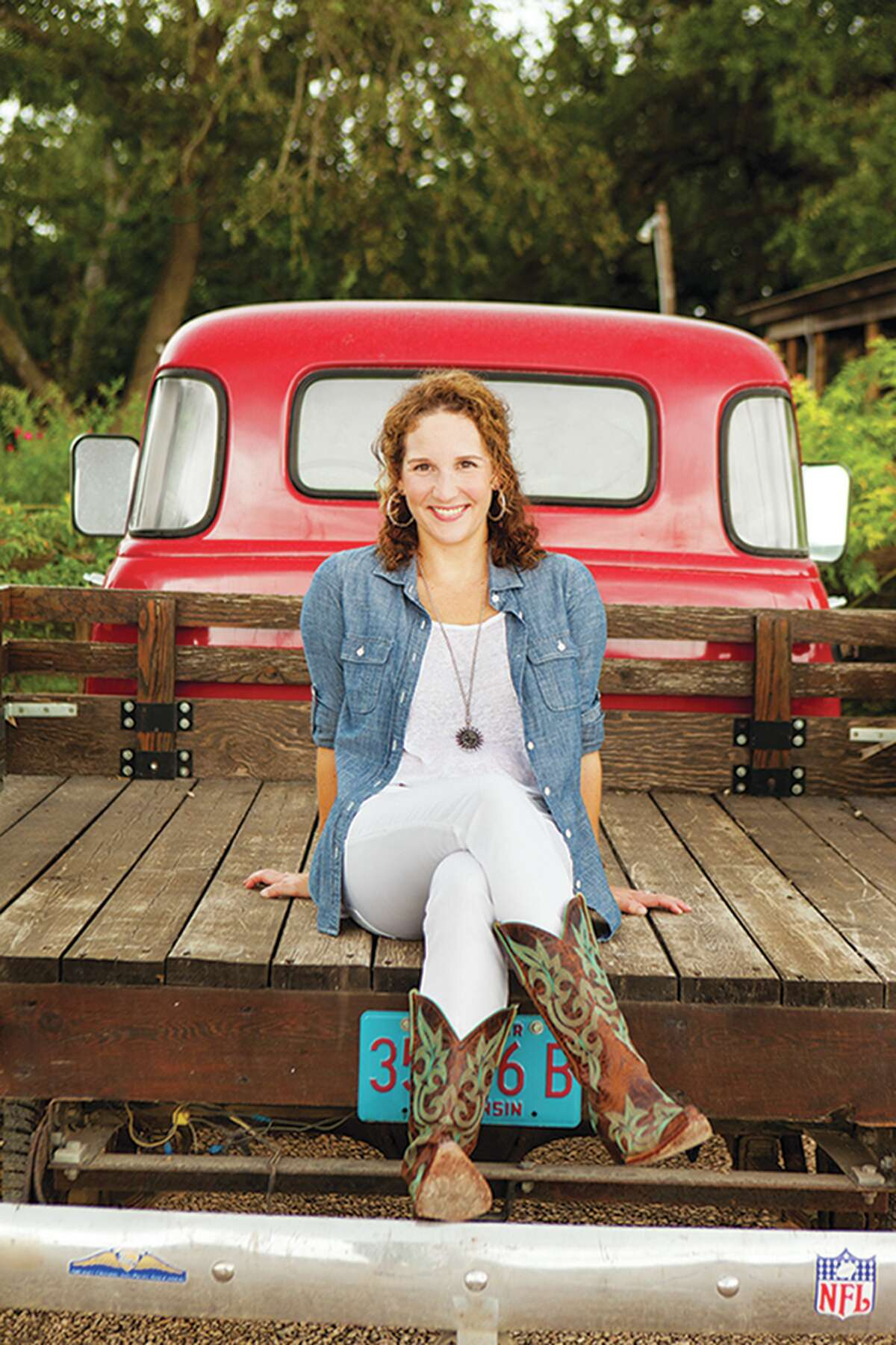 """Jessica Dupuy, a fourth-generation Texan, is the author of """"United Tastes of Texas: Authentic Recipes from All Corners of the Lone Star State"""" (Oxmooor House, $24.95)."""