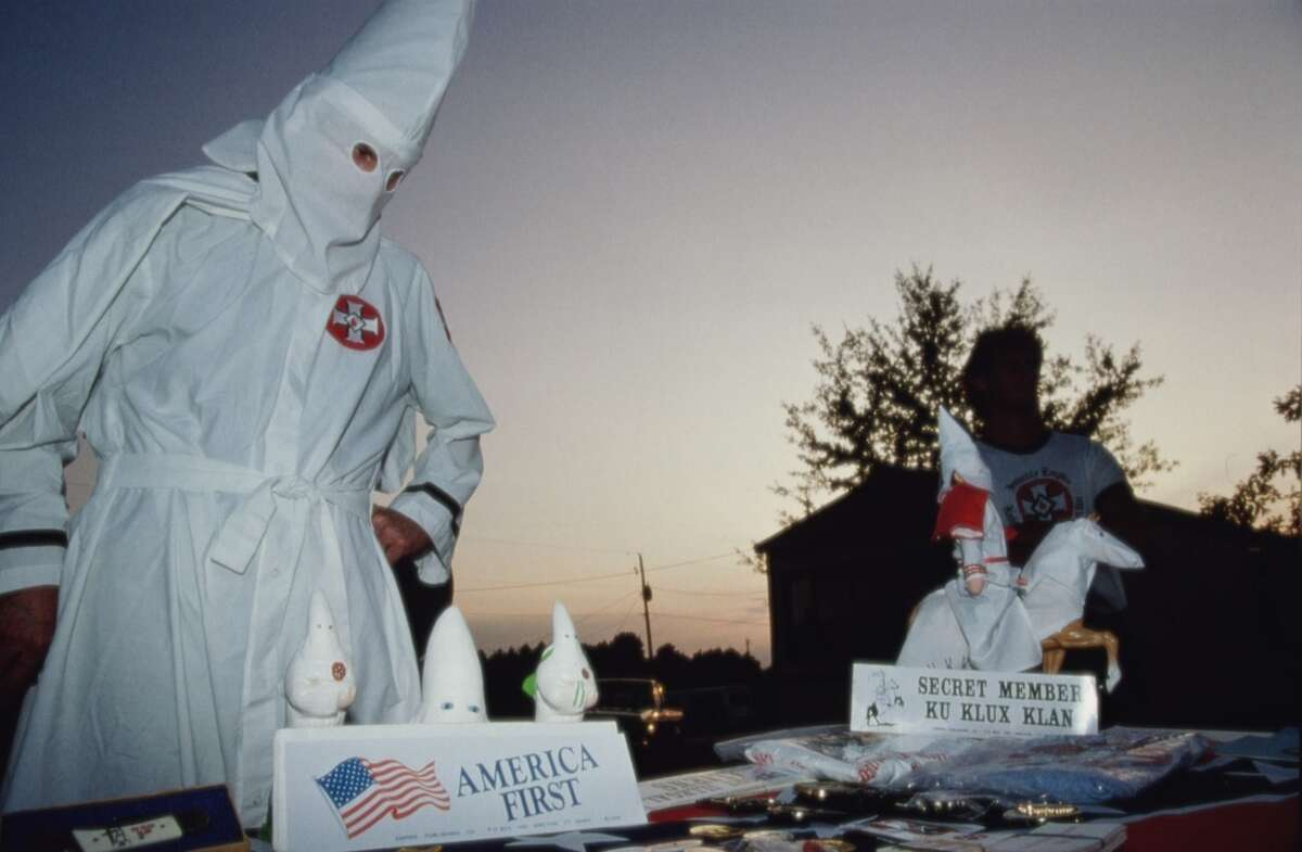 The Ku Klux Klan continues to be a thriving hate group in the U.S., according to the Southern Poverty Law Center. Source: SPLcenter.org