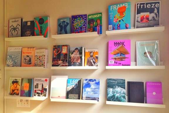 Thirty Magazines at New Living.