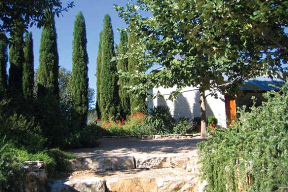 Stone House Vineyard grounds