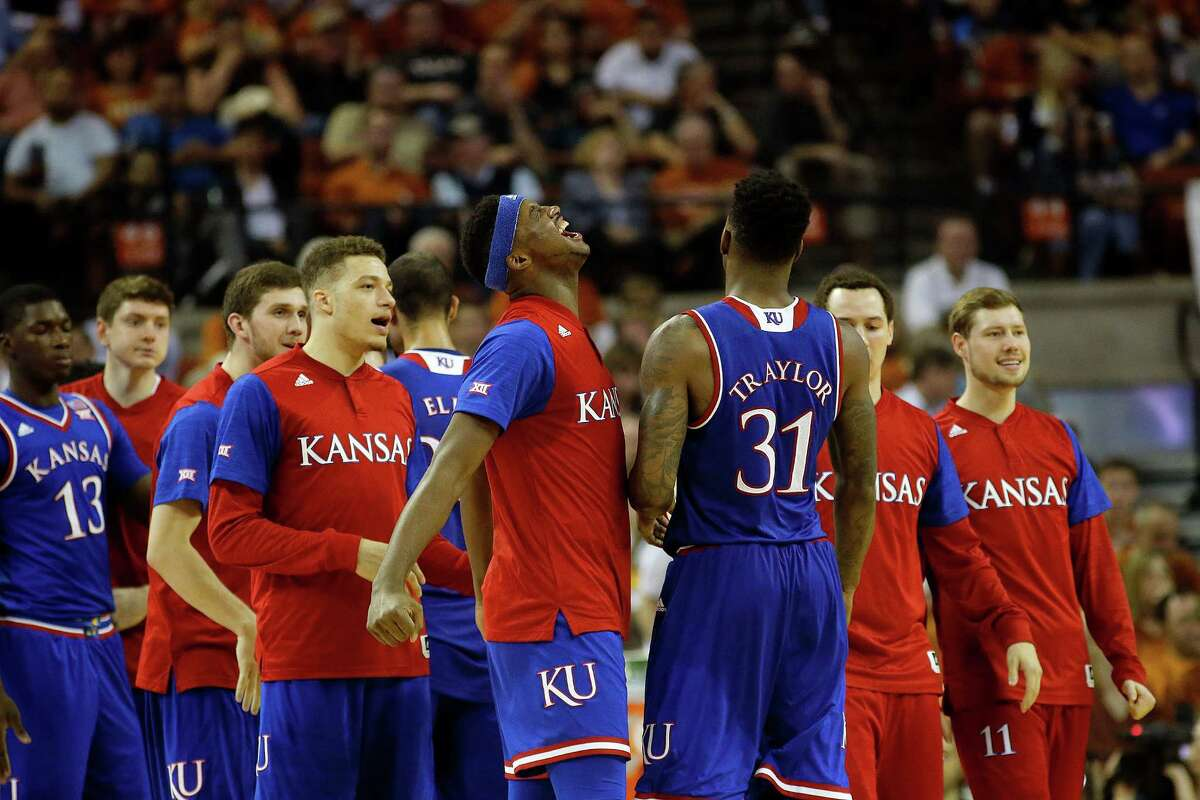 Four team buses with best shot to navigate Loop 610:1. Kansas- The Jayhawks won their 12th consecutive Big 12 regular-season championship, but allegedly elite KU teams have disappointed in the NCAA Tournament in the past. Make no mistake, however: This is one of Bill Self's toughest squads - and will be a tough out in the postseason.
