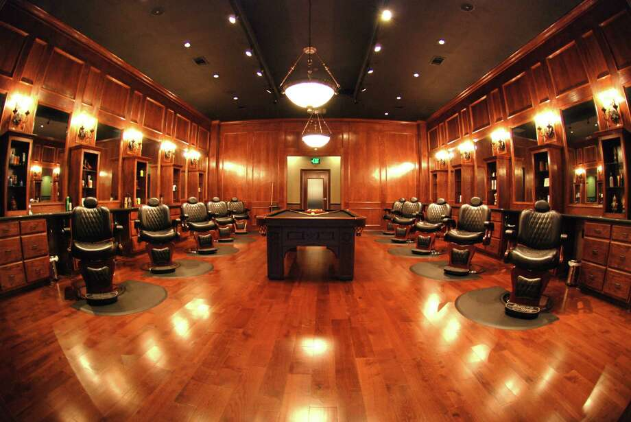 The Boardroom Salon for Men has six locations in the Houston area.